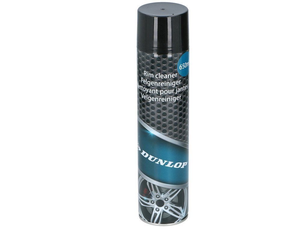 Dunlop Καθαριστικό Σπρέι για ζάντες  Αυτοκινήτου 650ml - Dunlop Vehicle