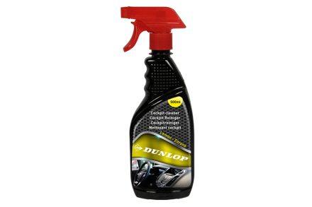 Dunlop Γυαλιστικό Σπρέι Καθαρισμού του εσωτερικού του Αυτοκινήτου 500ml με Άρωμα Λεμονιού - Dunlop Vehicle