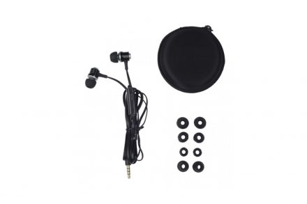 Grundig Επαγγελματικά Μεταλλικά Ακουστικά Ψείρες Stereo (In-ear) 1
