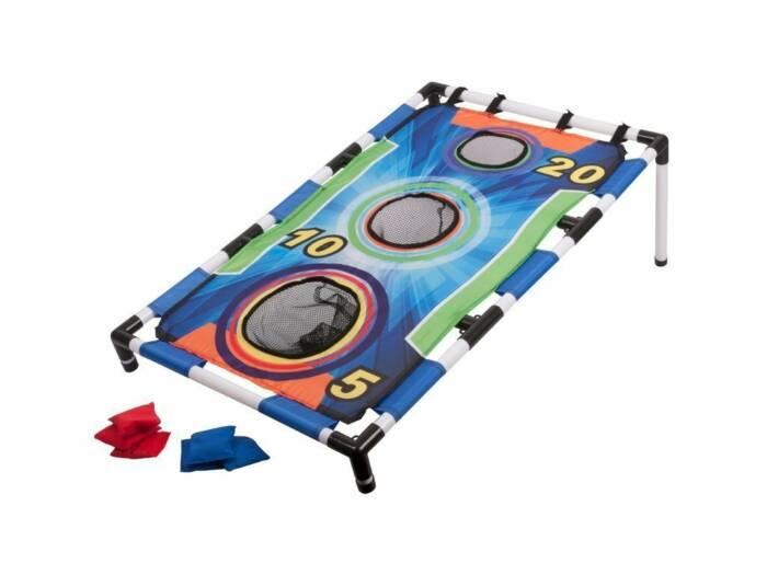 Παιδικό Παιχνίδι Στόχου Εξωτερικού Χώρου με τσουβαλάκια άμμου διαστάσεων 92.5x56x30 εκατοστά - Dunlop