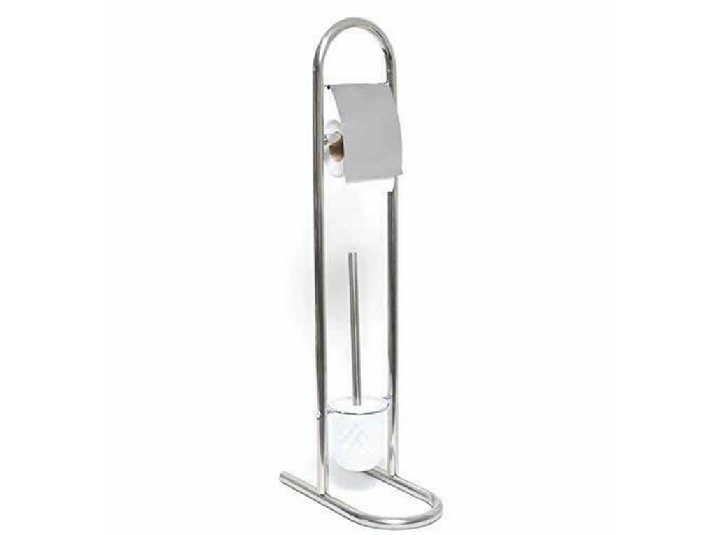 Φορητή βάση για χαρτί τουαλέτας με πιγκάλ