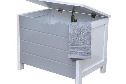 Έπιπλο Μπάνιου Αποθηκευτικό Κουτί από MDF ξύλο