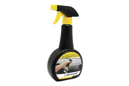 Dunlop Γυαλιστικό Σπρέι Καθαρισμού του εσωτερικού του Αυτοκινήτου 500ml