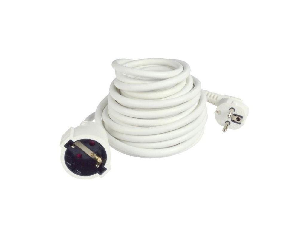Μπαλαντέζα Καλώδιο Προέκτασης Ρεύματος Σούκο 10m 3x1.5mm² σε Λευκό χρώμα