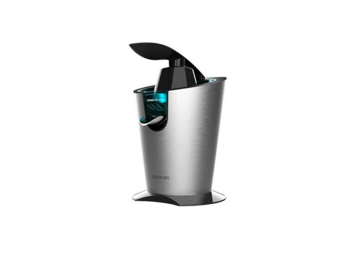 Ηλεκτρικός Αποχυμωτής Cecotec Zitrus Adjust 160 Vita Inox 160W σε Μαύρο χρώμα