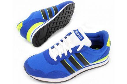 Ανδρικό Αθλητικό Παπούτσι Running Adidas Neo V Jogger σε Μπλε Χρώμα