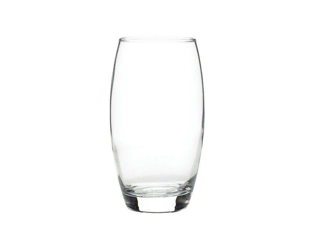 Lav Σετ 6 Γυάλινα Ποτήρια 510ml για Νερό Χυμό Αναψυκτικό σε συσκευασία Δώρου