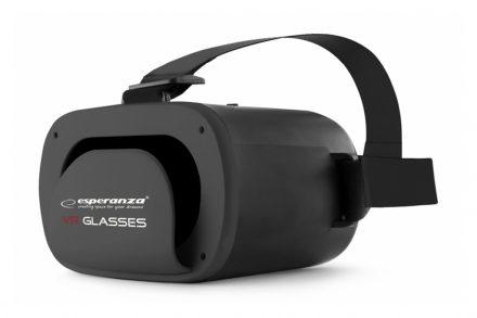"""Γυαλιά Εικονικής Πραγματικότητας Bluetooth 3D-VR Εικονική Πραγματικότητα Goggles για Smartphones 3.5 """"- 6"""" που υποστηρίζει λογισμικό iOS και Android"""