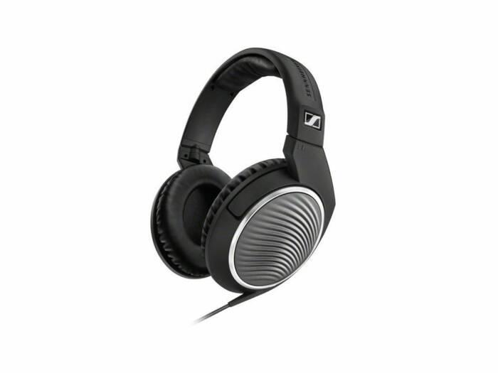 Sennheiser Αναδιπλούμενα Στερεοφωνικά Ακουστικά 114 dB με Μικρόφωνο Κατάλληλα για iPad