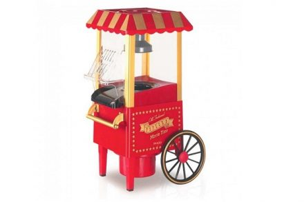 SOGO Παραδοσιακή Μηχανή Παρασκευής Ποπ Κορν - συσκευη για pop corn Old Fashioned Pop Corn maker Machine