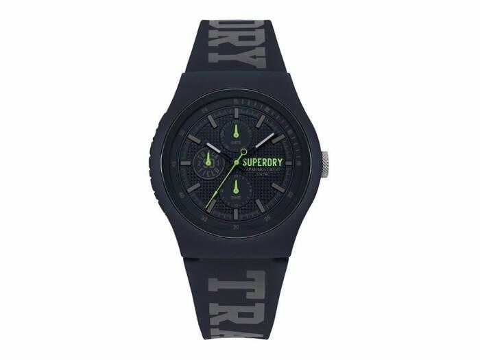 Superdry Ανδρικό Αναλογικό ρολόι χειρός