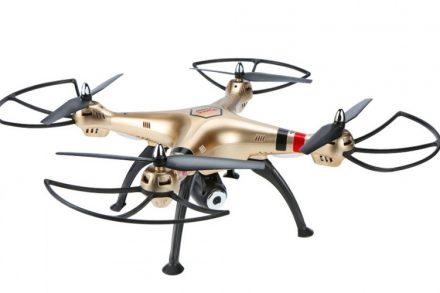 Τηλεκατευθυνόμενο Drone Ελικόπτερο Tετρακόπτερο Quadcopter Wifi 6 Axis 2.4GHz 4 καναλιών με HD Camera και FPV Real Time