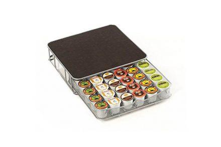Συρτάρι - Διοργανωτής για 30-60 κάψουλες Nespresso ή Espresso και Σταντ καφετιέρας 32x29x6 cm