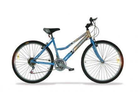 Ποδήλατο 26 ιντσών με 18 ταχύτητες σε Μπλε/Χρυσό χρώμα