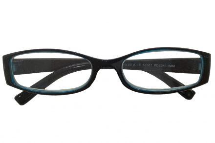 Lifetime Vision Unisex Γυαλιά Πρεσβυωπίας Διαβάσματος με Λεπτό Μπλε-Μαύρο σκελετό και βαθμό +1.00