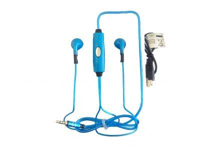 Grundig Στερεοφωνικά Δυναμικά Ακουστικά Ψείρες In-Ear Handsfree με μικρόφωνο