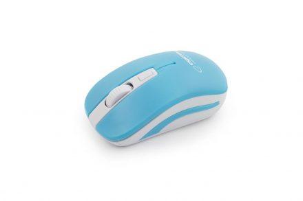 Esperanza Ασύρματο Οπτικό Ποντίκι 2.4GHz σε Λευκό-Μπλε χρώμα