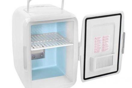 Μίνι Φορητό Ψυγείο και Κουτί Θερμότητας