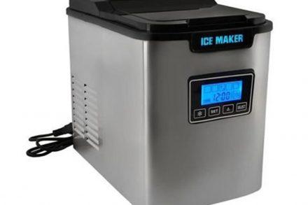 Παγομηχανή Συσκευή Παραγωγής για Παγάκια 120W χωρητικότητας 2.2 λίτρα με οθόνη LCD