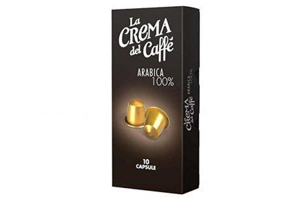 10 Κάψουλες Καφέ Espresso 100% Arabica