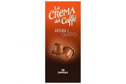 10 Κάψουλες Καφέ Espresso Aroma E Gusto