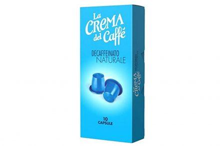 10 Κάψουλες Καφέ Decafeine Natural
