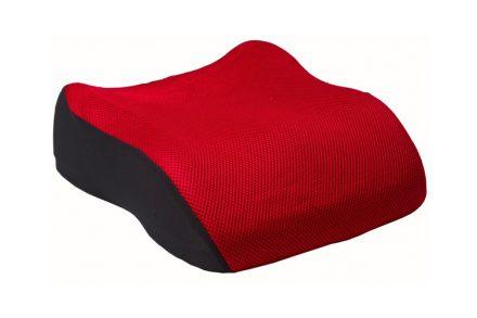Βοηθητικό κάθισμα για παιδιά ηλικίας από 3 έως 12 ετών και βάρους από 15 έως 36kg σε Κόκκινο χρώμα
