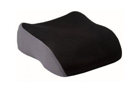 Βοηθητικό κάθισμα για παιδιά ηλικίας από 3 έως 12 ετών και βάρους από 15 έως 36kg σε Μαύρο χρώμα