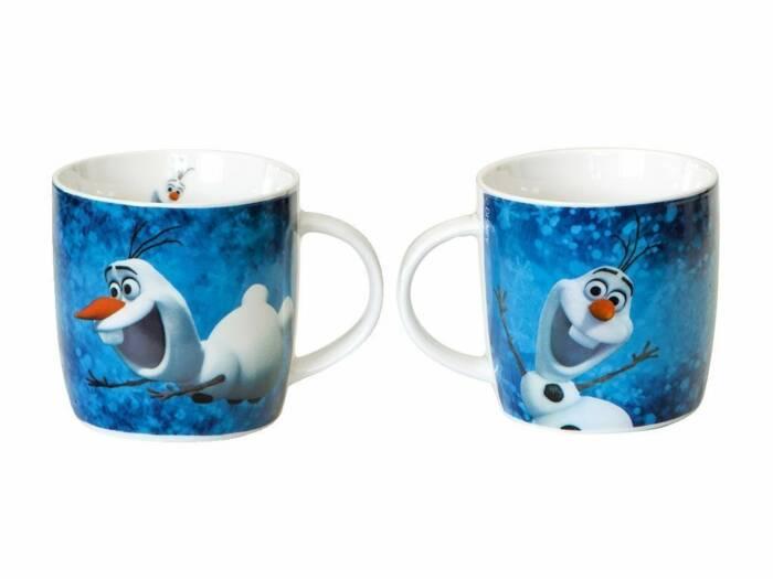 Disney Παιδική Κούπα 280 ml από Πορσελάνη με θέμα Frozen Olaf