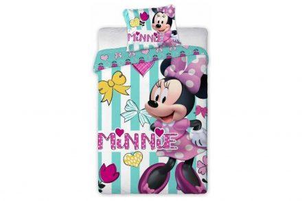 Σετ Παιδική Μονή Παπλωματοθήκη Minnie Mouse με Μαξιλαροθήκη