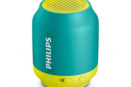 Philips Φορητό Ηχείο Bluetooth με Επαναφορτιζόμενη Μπαταρία 6 ωρών