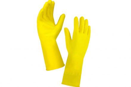 Πλαστικά Γάντια καθαρισμού για πλύσιμο πιάτων και καθαριότητας