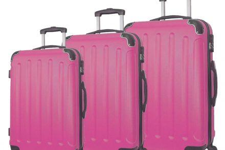 Σετ βαλίτσες ταξιδίου 3 τεμαχίων