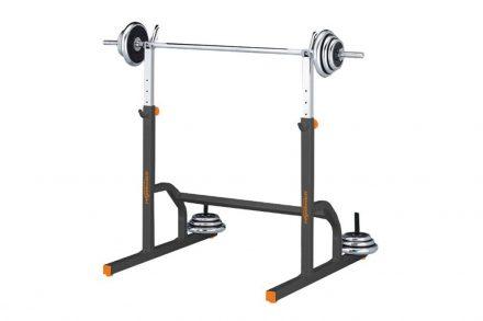 Πάγκος Όργανο Γυμναστικής για Squats και Βάρη έως 150kg