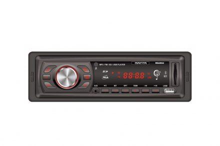 Manta Thunder Ηχοσύστημα Αυτοκινήτου MP3 4x10W με υποδοχή USB/SD/AUX