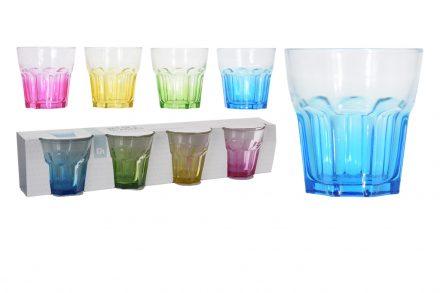Σετ Γυάλινα ποτήρια νερού 4 τεμαχιών