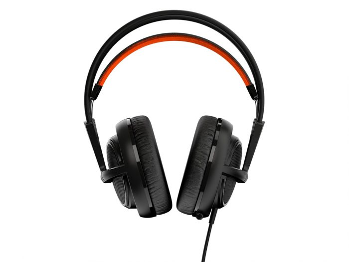 SteelSeries Siberia 200 Gaming Headset - Ακουστικά με Μικρόφωνο για Ατελείωτες ώρες gaming σε Μαύρο χρώμα - SteelSeries