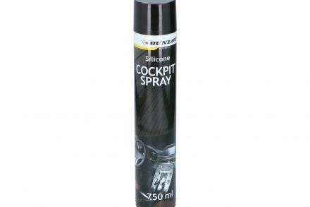 Dunlop Σπρέι Σιλικόνης για το εσωτερικό ταμπλό του αυτοκινήτου 750ml