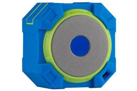 Φορητό Επαναφορτιζόμενο Ηχείο Bluetooth για Εσωτερικό και Εξωτερικό Χώρο σε Μπλε Χρώμα