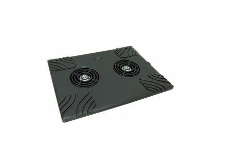 "Esperanza Βάση ψύξης για Laptop και Notebook έως 15.6"" Cooling Pad σε Μαύρο χρώμα"