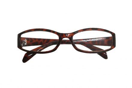 Lifetime Vision Unisex Γυαλιά Πρεσβυωπίας Διαβάσματος με Λεπτό Καφέ σκελετό Ταρταρούγα και βαθμό +3.00