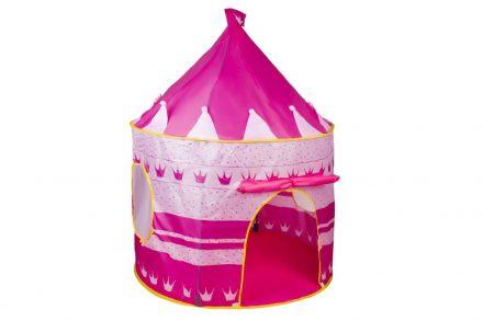 Play tent Παιδική σκηνή Ροζ Κάστρο Διαστάσεων 45x10.5x13.5cm - Cb