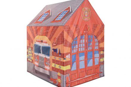 Play tent Παιδική σκηνή 72x95x102cm με Θέμα Πυροσβεστική - Play tent