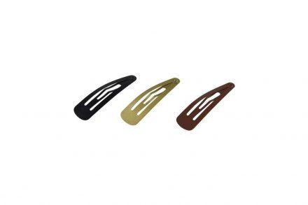 Τσιμπιδάκια κλιπ μαλλιών σε 3 χρώματα