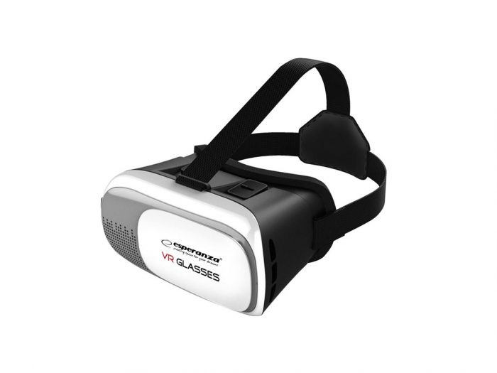 Esperanza Γυαλιά 3D VR εικονικής πραγματικότητας 360° για smartphones 3.5-6''