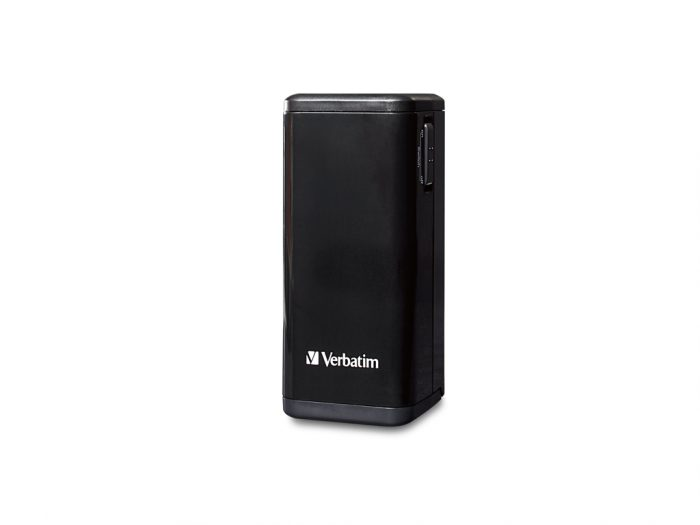 Verbatim 97928 Επαναφορτιζόμενο USB – Micro-USB Power Pack 1000mA για Smartphones
