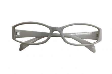 Lifetime Vision Unisex Γυαλιά Πρεσβυωπίας Διαβάσματος με Λεπτό Λευκό σκελετό και βαθμό +2.00