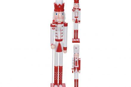 Χριστουγεννιάτικος Ξύλινος Καρυοθραύστης Στρατιώτης
