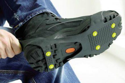 Genius Ideas 042600 Universal Αντιολισθητικά πέλματα One Size για όλα τα παπούτσια - Genius Ideas