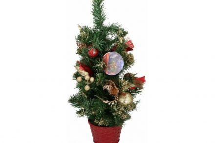 Christmas Gifts Χριστουγεννιάτικο Δέντρο έτοιμο στολισμένο